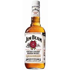 Jim beam white 1l