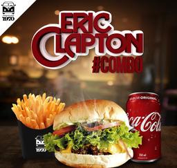 Combo 3 - Eric Clapton com Batata-Frita McCain SureCrisp