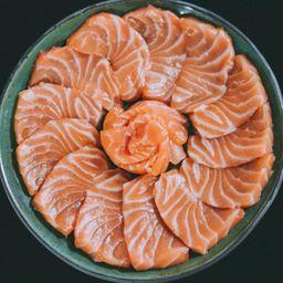 Sashimi de Salmão (10 Un)
