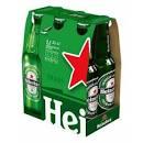 Combo com 6 Unidades Heineken 330ml