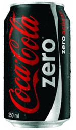 Coca-Cola sem açucar - lata