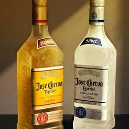 Tequilas José Cuervo