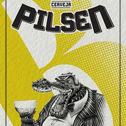 Chope Brotas Pilsen - 1L