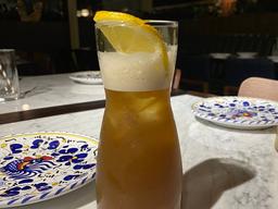 Chá Matte Artesanal de Limão - 400ml