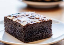 Brownie de Chocolate Seven Wonders Café