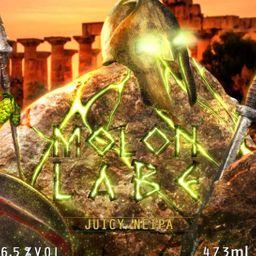 Molon Lab - Juicy NE IPA - Spartacus - 473ml