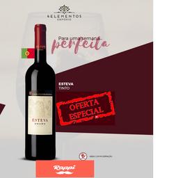 Vinho Esteva Douro 750ml