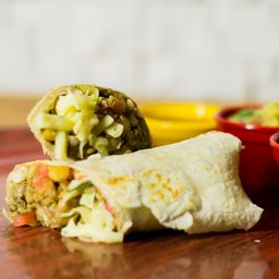 Burrito Vegetariano