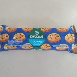 COOKIES PIRAQUE BAUNILHA 60G