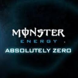 Monster absolutely zero 473ml