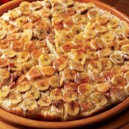 Pizza Banana Doce de Leite