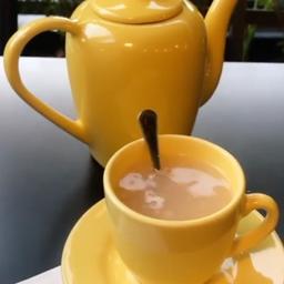 Chá Gengibre, Limão e Mel