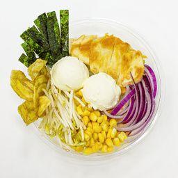 Sushi Burrito Poke ou Salada - 01