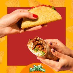 Burrito + Taco