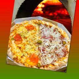 Pizza Meia à Meia