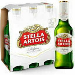 cerveja stella artois de 350  ml