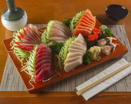 Sashimi especial (47 unidades)