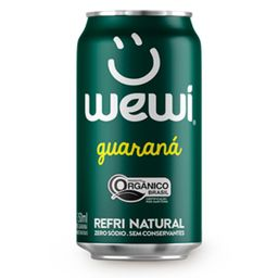 Wewi Guaraná 350ml