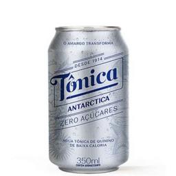 Tônica Zero Antarctica Lata 350ML