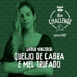 Itzza Challenge: Queijo de Cabra com Mel Trufado By @shantal