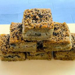 Kibe Vegano de Lentilha & Quinoa com Escarola