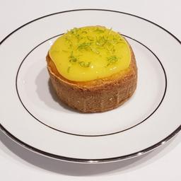 Cheese Cake de Limão Siciliano - Individual 150g
