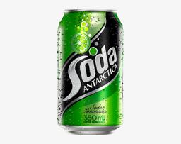 Soda Antártica