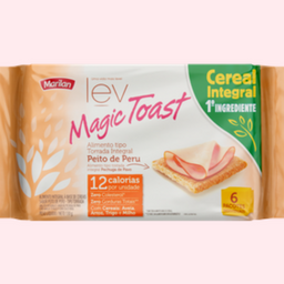 TORRADA de PEITO de PERU MAGIC TOAST de 130 GR.