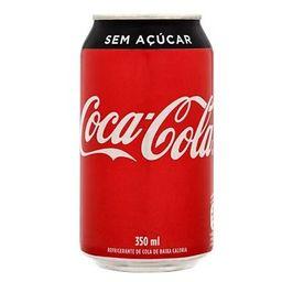 Coca-Cola sem Açúcar - 300ml