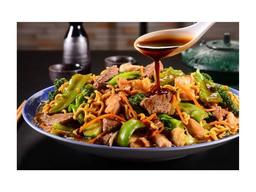 Yakisoba Tradicional 750ml de Carne