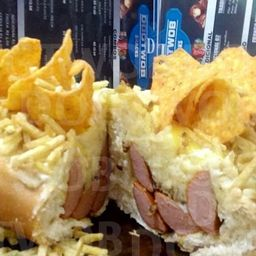 Hot Dog Frango Top