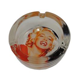 Cinzeiro de Vidro Marilyn Monroe