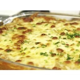 Pasta Vegetaria na ao Forno