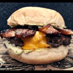 Cheese bacon 120 gramas + 1 guaraná 237ml