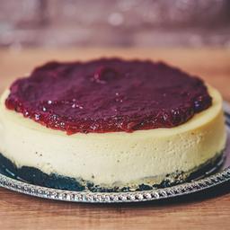 Cheesecake de frutas vermelhas (10 fatias)