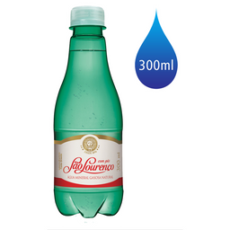 Água São Lourenço 300ml