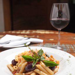 Combo - Penne Toscano+Espaguette Bolonhesa+2 Refrigerantes
