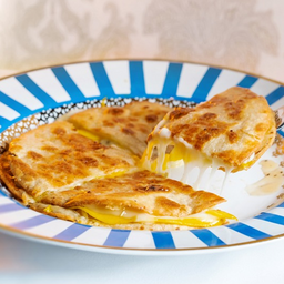 Piadina com Queijo Brie