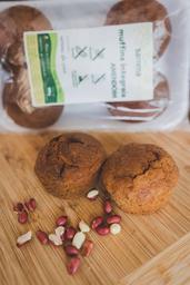 Muffin Integral Amendoim (congelado)