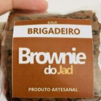Brownie de Brigadeiro - 1 Unidade