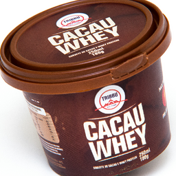Sorvete Funcional de Cacau com Whey Protein 250ml