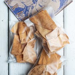 Pão Libanês Torrado - ½ Pacote