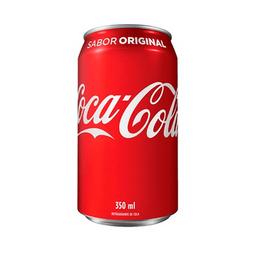 Coca-cola lata original