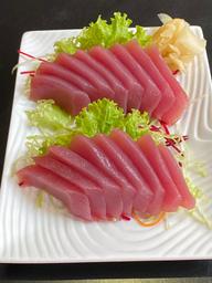 Sashimi de atum (16 unid )
