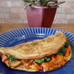 Strogonoff de Legumes - Sem Lactose