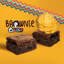 Kit Brownie e 2 Sorvetes 500ml