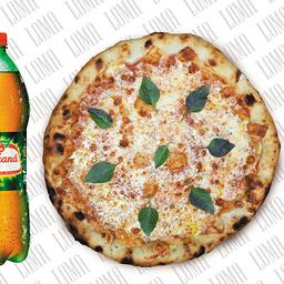 Combo Pizza Grande e Bebida 1,5L