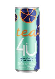Chá capim-limão & cítricos - Tea 4u Dano