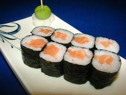 Roll de Salmão Maki