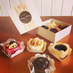 Cheesecake Caixinha - 4 unidades